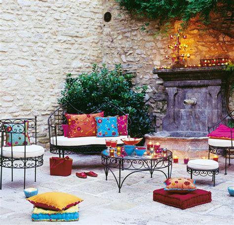 le marocaine maison du monde salon de jardin moderne marocain d 233 coration maison