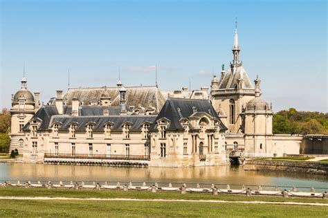 Of Chantilly by A Ch 226 Teau At Domaine De Chantilly Breathe