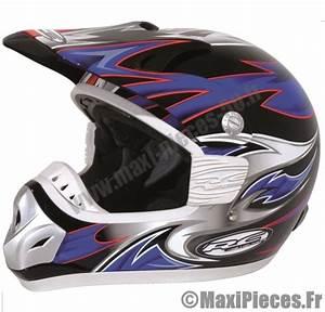 Equipement Moto Cross Destockage : destockage casque de moto cross rc assault noir bleu rouge ~ Dailycaller-alerts.com Idées de Décoration