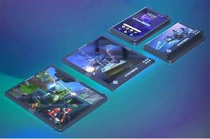 Samsung Smartphone Gaming Foldable Phone Patent Phones