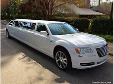 Used 2011 Chrysler 300 Sedan Stretch Limo Limo Land by