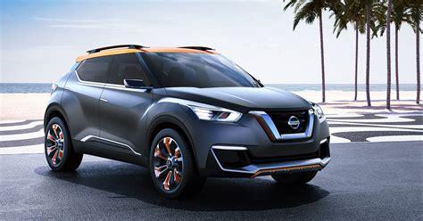 Nissan Kicks Concept Previews Potential Small Suv For Brazil