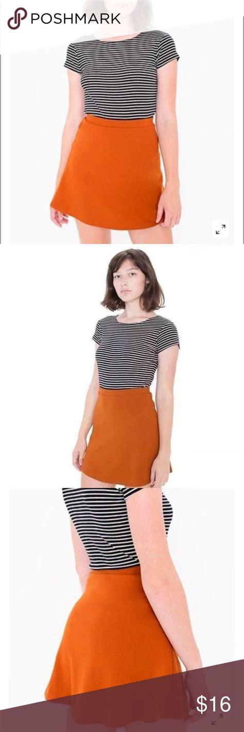 Best 25+ Orange Skirt Ideas On Pinterest  Accordion Skirt