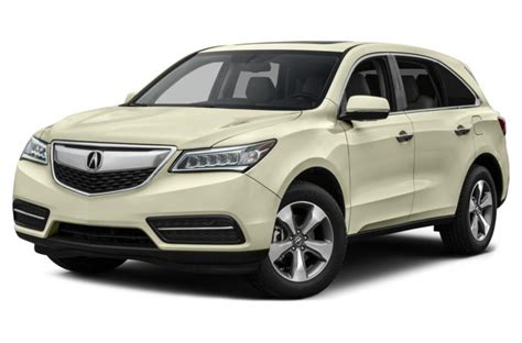 Acura Mdx 2015 Specs by 2015 Acura Mdx Specs Safety Rating Mpg Carsdirect
