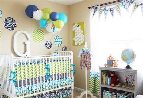 chambre garcon bleu déco chambre bébé conseils pratiques et photos inspirantes
