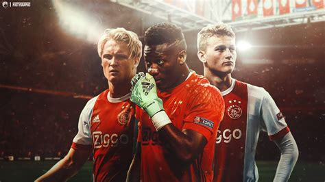 Afc Ajax • Footygraphic ⚽ Football Lockscreens 📲 And