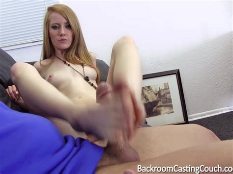 Casting Couch Redhead Anal