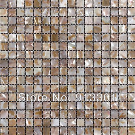 shell mosaic tile wholesale kitchen backsplash