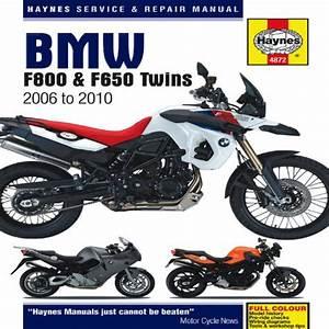 Bmw F800  U0026 F650 Twins  2006 To 2010  Haynes Service