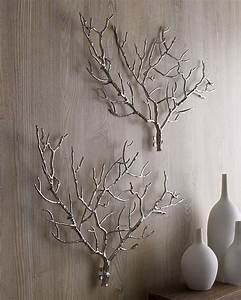 branch out decorating with branches decorating your With what kind of paint to use on kitchen cabinets for outdoor metal wall art decor and sculptures