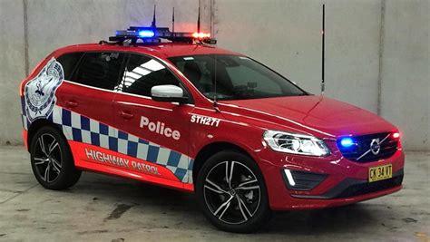 nsw police add volvo xc suv  fleet car news carsguide