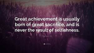 Napoleon Hill Q... Great Achiever Quotes