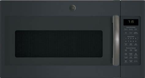 ge   range microwave black slate jvmflds dick van dyke appliance world