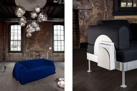 Divano Ikea Tom Dixon :  Tom Dixon's Collaboration With Ikea