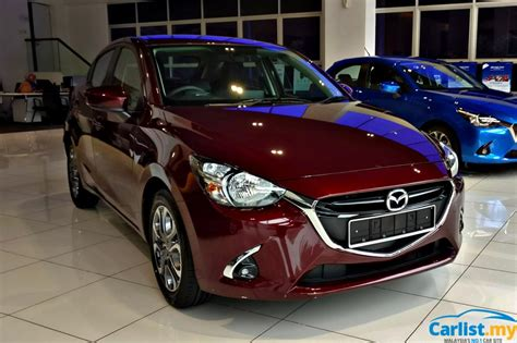 2017 Mazda 2 Facelift In Malaysia, Now With Gvc Auto