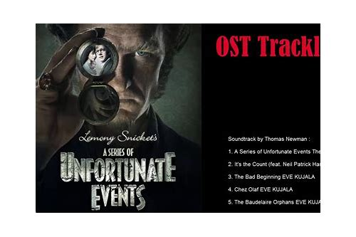 a series of unfortunate events soundtrack download