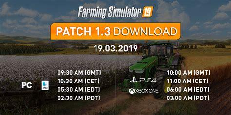 farming simulator  update  farming simulator
