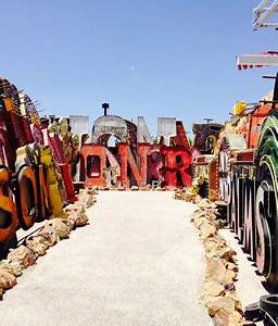 4 Neon Museum The Neon Museum debuted a new event venue