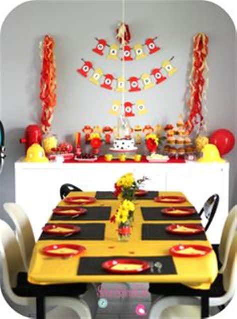 decoration anniversaire sam le pompier printable anniversaire pompier d 233 coration