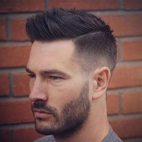 Hairstyles For Back And Sides by 30 Fresh Fashionable Mens Back And Sides Haircuts