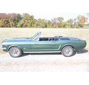 1965 Ford Mustang 2D Convertible For Sale Photos