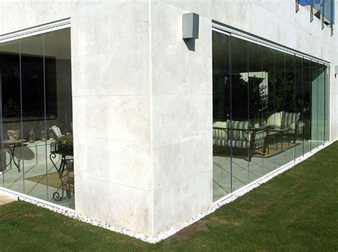 fermeture en verre terrasse  veranda nouvelle baie vitre