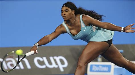 Serena Williams Bagelled, But Coffee Helps Her Beat