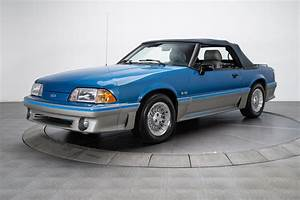 136271 1989 Ford Mustang | RK Motors Classic and Performance Cars for Sale