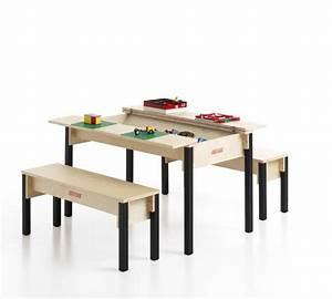 Table Enfant Avec Rangement : knutseltafel kind grote kinder knutsel tafel van hout kinderspel ~ Melissatoandfro.com Idées de Décoration