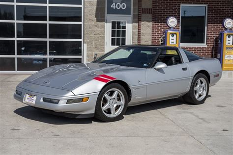 1996 Collectors Edition Corvette by 1996 Chevrolet Corvette Fast Classic Cars