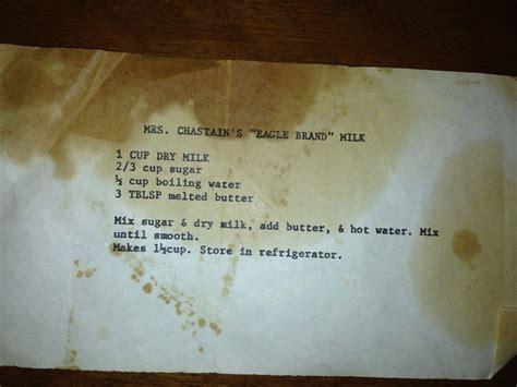 sweetened condensed milk recipes diy recipes for the pantry sweetened condensed milk