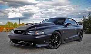 Custom Black Ford Mustang sn95   Ford mustang, Black mustang, Ford mustang cobra