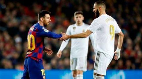Barcelona vs Real Madrid: ¿Dónde y a qué hora ver EN VIVO ...