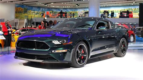 2019 Ford Mustang Bullitt Will Cost You ,495