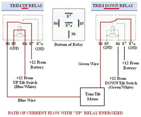 troubleshooting testing  bypassing spdt power trim