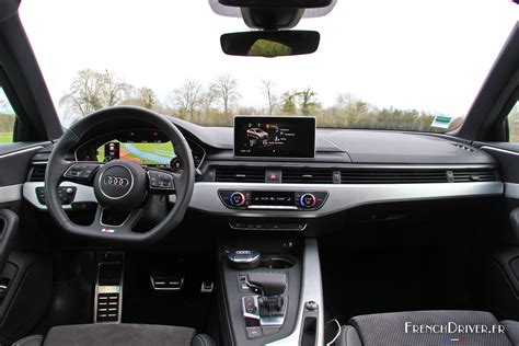 image gallery 2016 a4 interieur