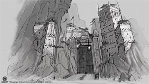 Assassin's Creed Origins Concept Art by Eddie Bennun ...