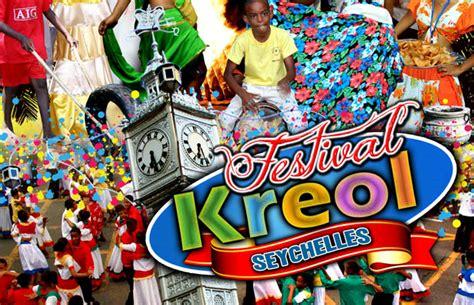 st festival kreol set  seychelles repeating islands