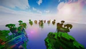 Sky Wars Minecraft Shaders