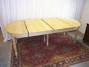 Table Ronde En Chene : table ronde louis philippe en ch ne avec ou sans rallonges meuble marcelis luc ~ Teatrodelosmanantiales.com Idées de Décoration