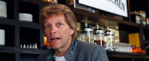 Jon Bon Jovi Restaurant Provide Free Meals