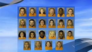 22 people arrested after drug bust in Horry County | WPDE