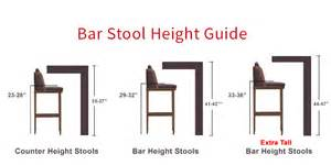 Bar Height Stool Size by Bar Stools Counter Height Amp Bar Height Bedplanet Com