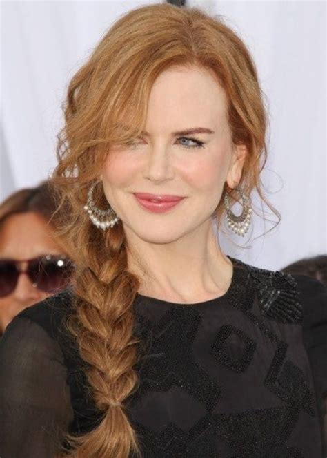 30 best hairstyles for big foreheads herinterest