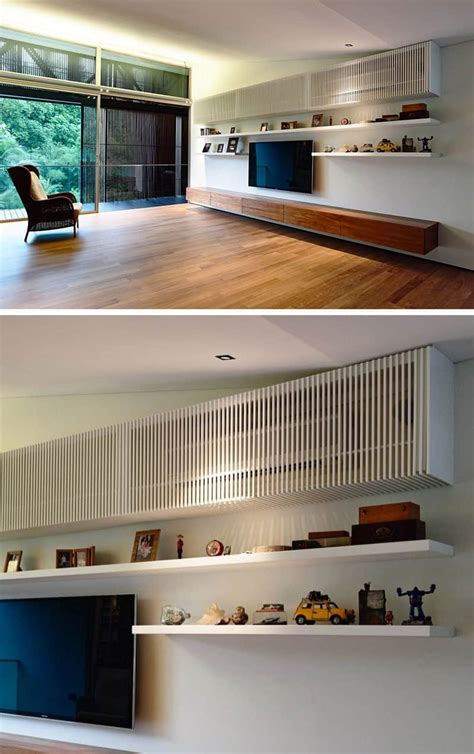 hide air conditioner how to hide the air conditioner unit with style