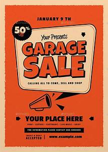 Flyer Templates For Mac 14 Garage Sale Flyer Designs Templates Psd Ai Free