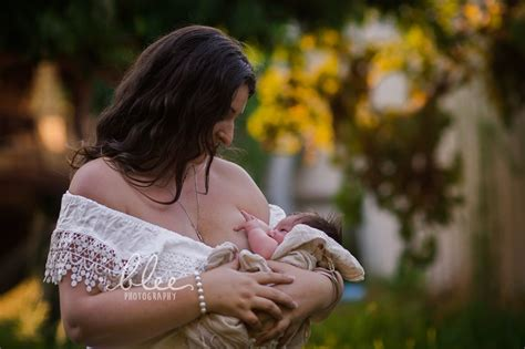 Beauty Of Breastfeeding Intimate Photos Of Mothers And