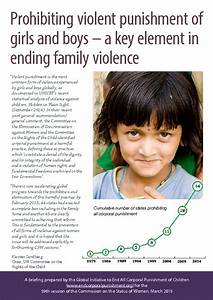 Prohibiting Violent Punishment of Girls and Boys: A key ...