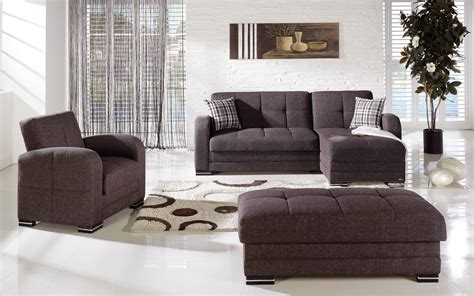 Kubo Dark Brown Rf Sectional Sofa Su-kubo Sunset Furniture