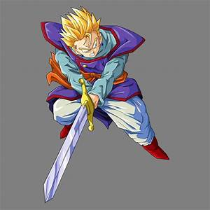 DRAGON BALL Z WALLPAPERS: Adult Gohan super saiyan 2